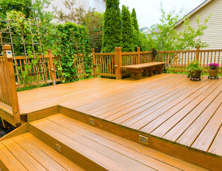 Beaverton Oregon Custom Deck Builders