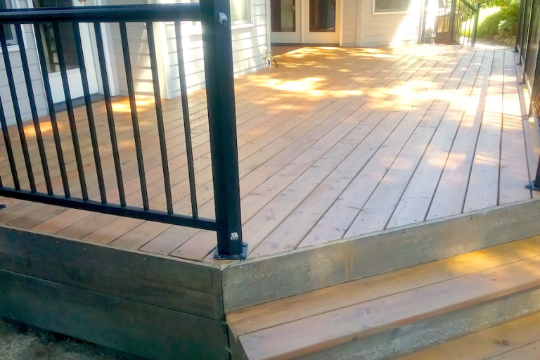 Custom Deck Builders Gresham Oregon