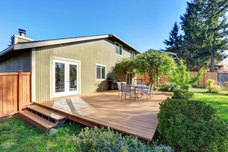 Custom Deck Builders West Linn Oregon
