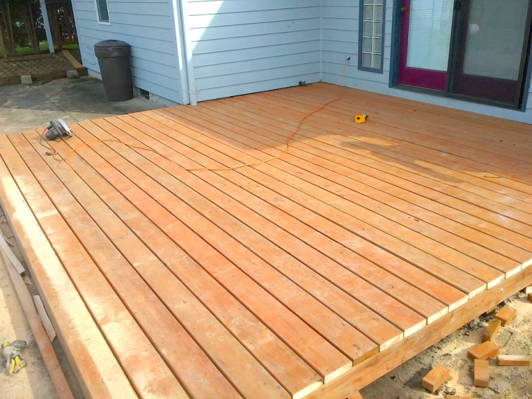 Custom Deck Building Beaverton