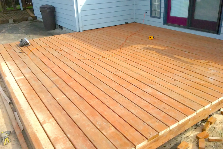 Custom Deck Building Beaverton Oregon