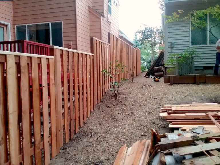 Custom Fence Builders Beaverton