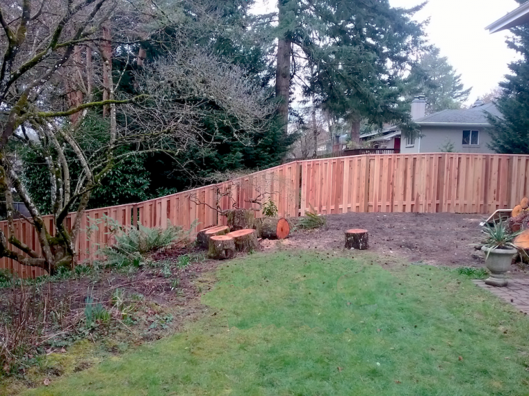 Custom Fence Builders Portland