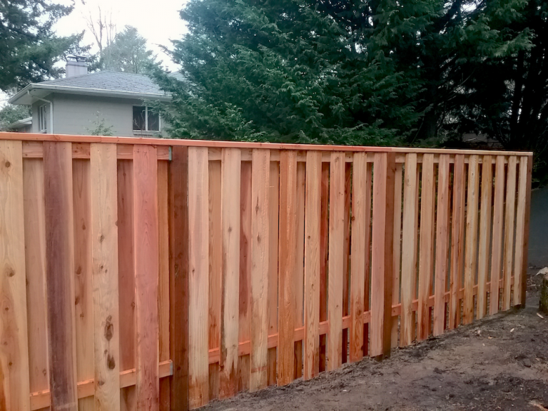 Custom Fence Building Beaverton