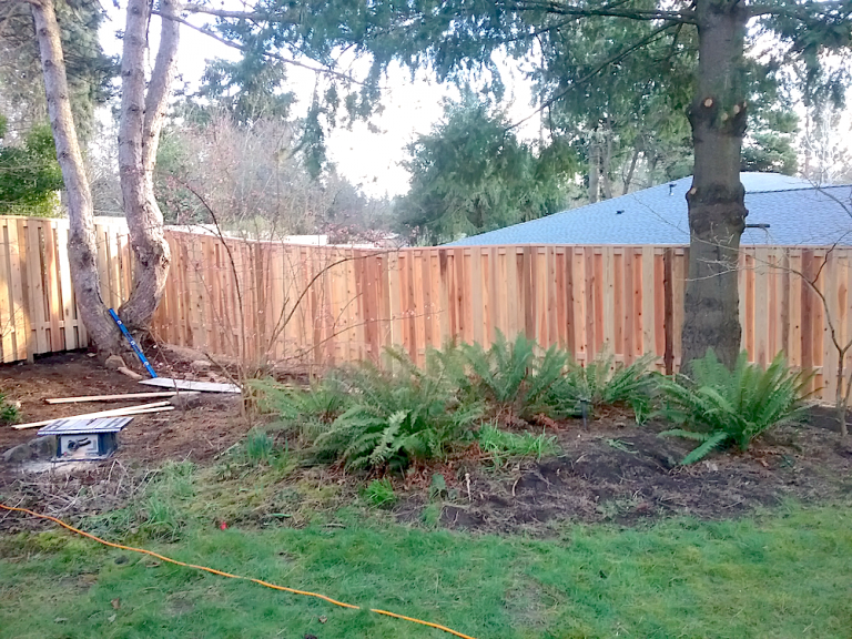 Custom Fence Building Portland