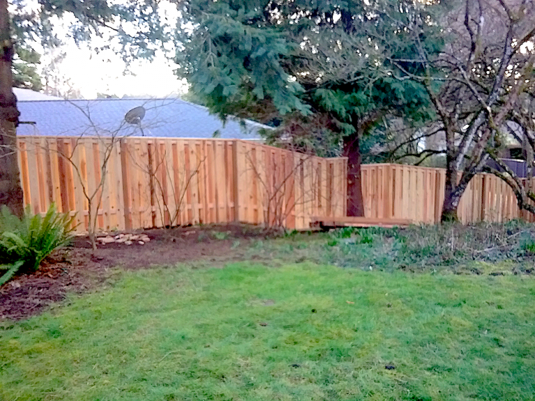 Custom Fence Building Portland Oregon